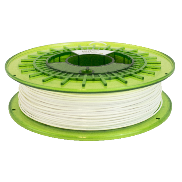 Leapfrog MAXX PRO Nylon Weiss (winter white)1,75mm 500g Premium Filament