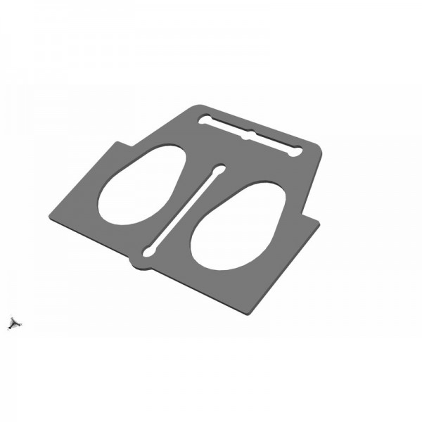 Ultimaker Metal Plate Nozzle Cover S3