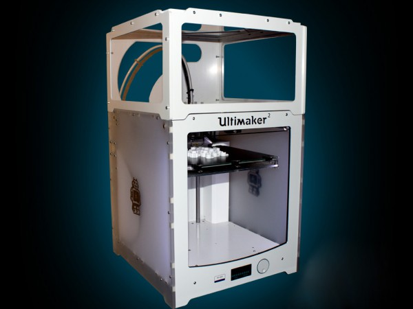 DEAL: Ultimaker 2 Extended+ 3D-Drucker plus Ultitop Cover mit HEPA Filter inkl. Fronttür