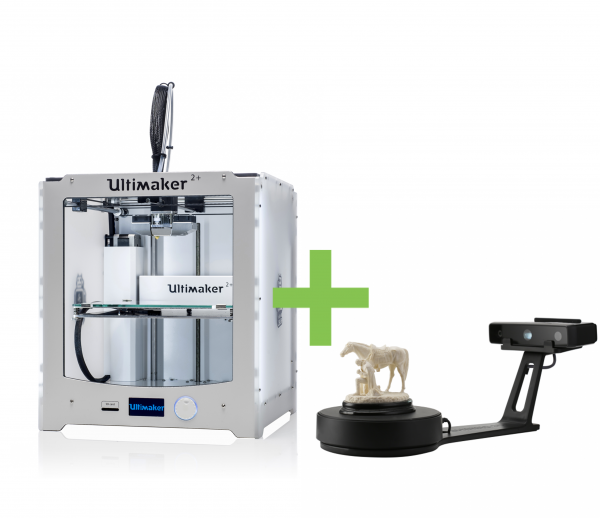 Ultimaker 2 Plus 3d Drucker Kaufen 3dmensionals