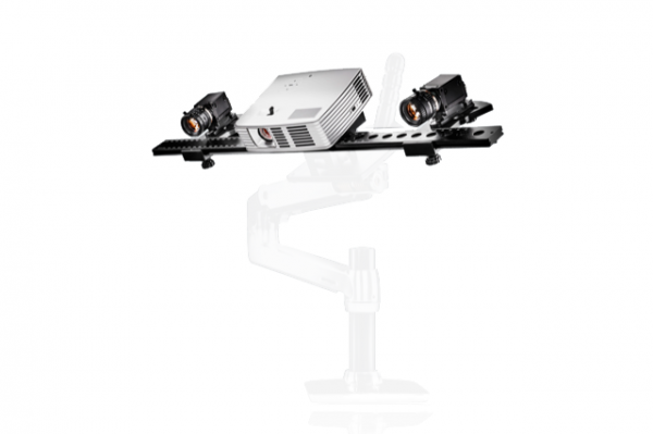 DEAL: HP 3D Structured Light 3D-Scanner mit Pro S3 Dual Camera Upgrade Kit - Pro S3 (Stereo)