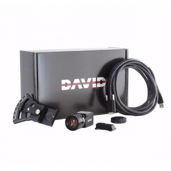 DAVID CAM-4 Stereo Upgrade Kit für SLS-3 Scanner