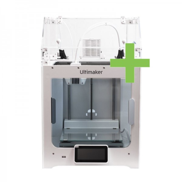 EDUCATION ANGEBOT - Ultimaker S3 Dual Extruder inklusive Plexiglashaube (Cover)