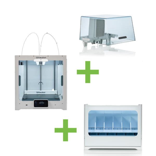 DEAL: Ultimaker S5 Pro Bundle inkl. Material Station und Air Manager
