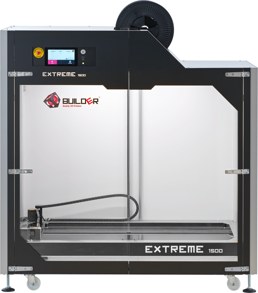 Builder Extreme 1500 Pro Dual-Feed 3D-Drucker
