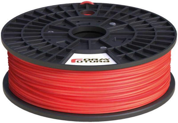 Formfutura Premium ABS Rot (flaming red) 1,75mm 1kg Filament