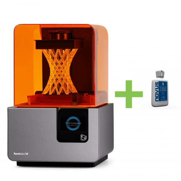 Formlabs Form 2 Desktop SLA 3D Drucker - EDUCATION ANGEBOT