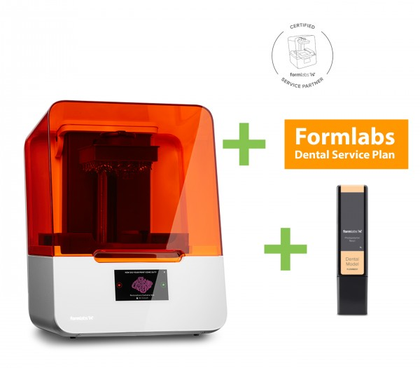Formlabs Form 3B Dental LFS 3D-Drucker Kernpaket (Core Package)