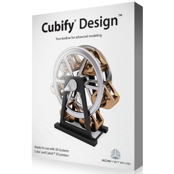 3D Systems Cubify Design Software