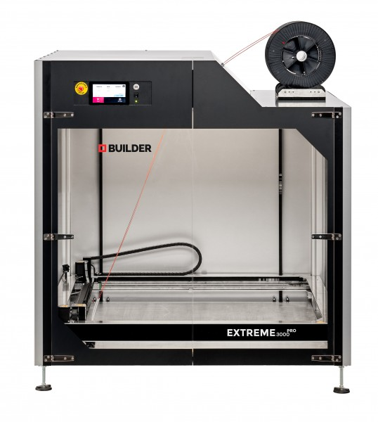Builder Extreme 3000 Pro Dual-Feed 3D-Drucker