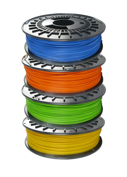 DEAL: 4x colorFabb Soft PLA/PHA 2.85mm Premium Filament