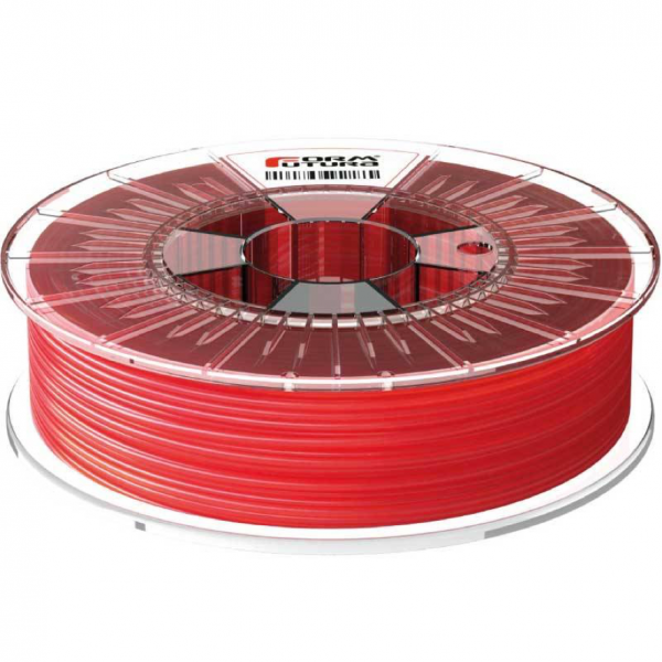 Formfutura ClearScent ABS Transparent Rot (transparent red) 2,85mm 750g Premium Filament