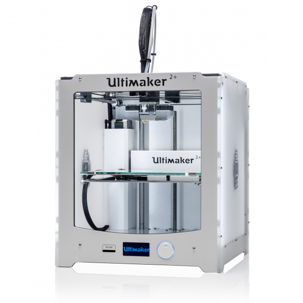 Ultimaker 2+ (PLUS) 3D-Drucker inkl. Service und Support