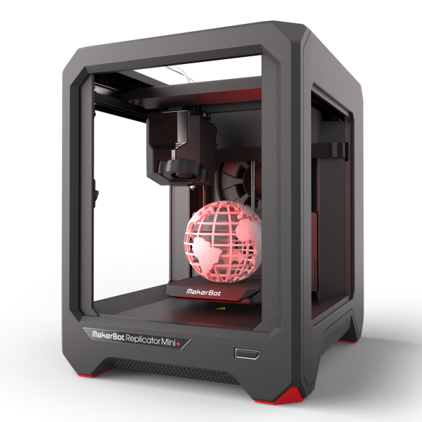 MakerBot Replicator Mini+ (Plus) kompakter 3D Drucker