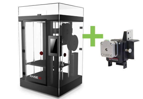 DEAL: Raise3D N2 Plus 3D-Drucker inklusive BONDTECH Feeder